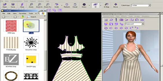 Browzwear New Fashion Design Software Kristie Manning