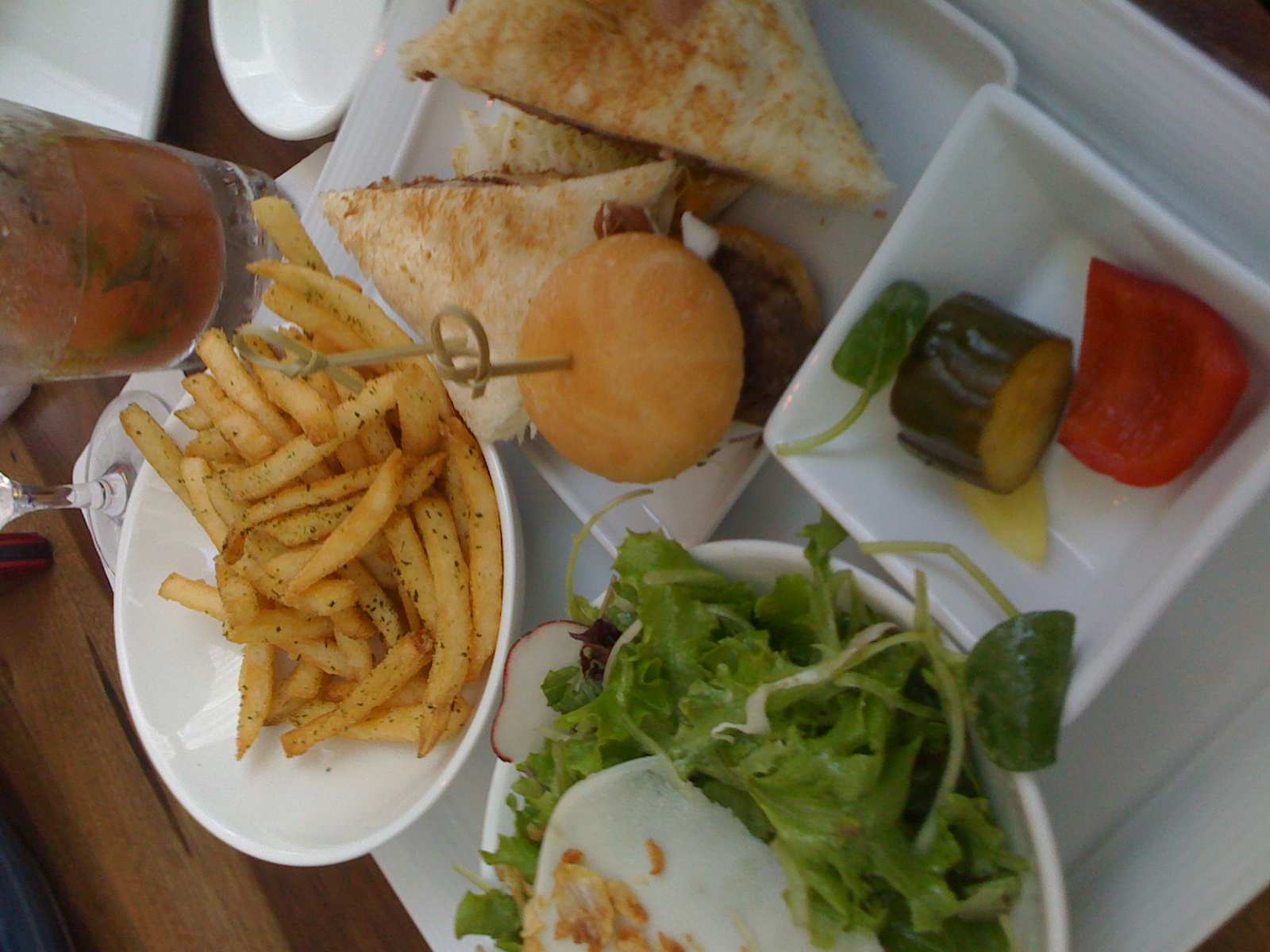 More Food Pictures From Brunch @ Morimoto's – Kristie Manning # Wasbak Fiets_190504