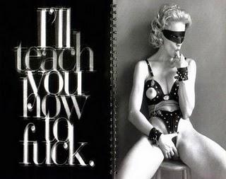 Madonnas Book Sex 92