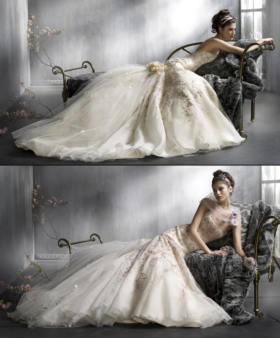 Lazaro wedding dresses kristie manning for Knock off wedding dresses