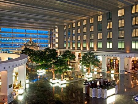Novotel-Suvarnabhumi-Airport-Hotel,-Bangkok,-Thailand-(2)